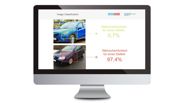 Bilderkennung mit Künstlicher Intelligenz: Schlüssel zur Automatisierung im KFZ-Schadenprozess