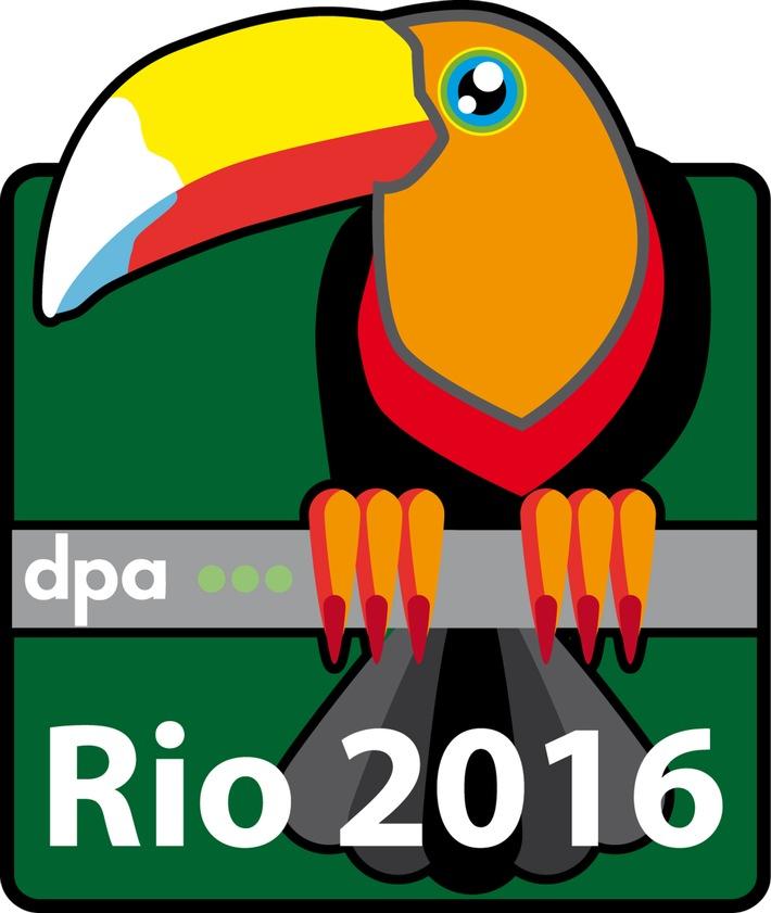 Olympisches Programm für die dpa: Nachrichtenagentur crossmedial mit 60 Mitarbeitern in Rio