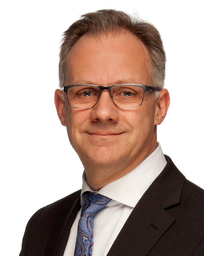 Neuwahl: Hans-Werner Wurzel von Bearingpoint ist neuer BDU-Präsident