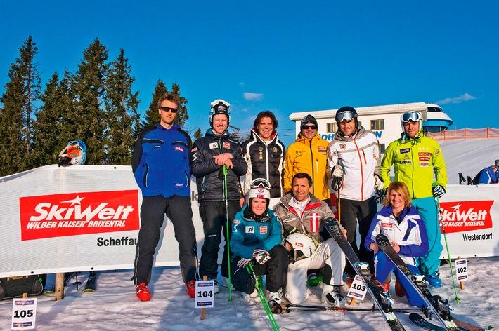 Größter Skitest der Welt in der SkiWelt Wilder Kaiser - Brixental - BILD