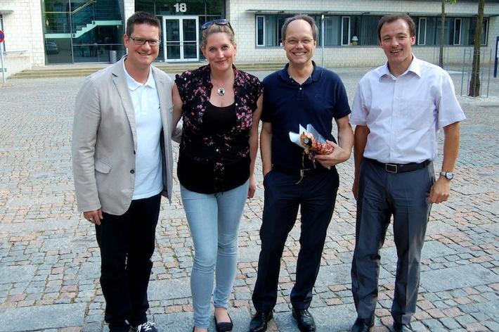 Die Markenstrategie der Tagesschau - PR Club Hamburg zu Gast beim Norddeutschen Rundfunk