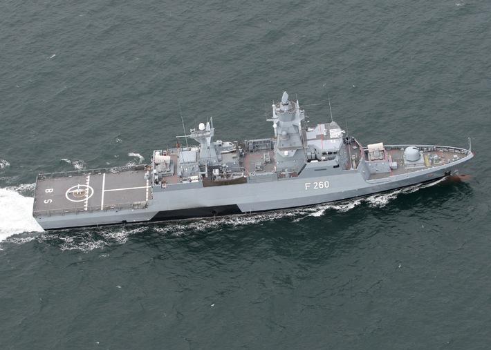 Deutsche Marine - Bilder der Woche: Warum Korvetten Schiffe und keine Boote sind
