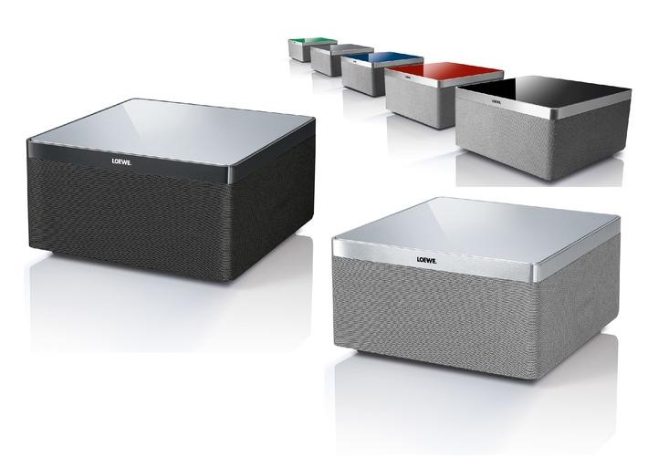 Leichter als Luft - der Sound der Loewe Air Speaker