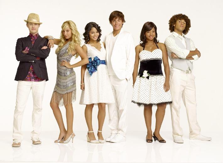 """Endlich! """"High School Musical 2"""" auf ProSieben"""