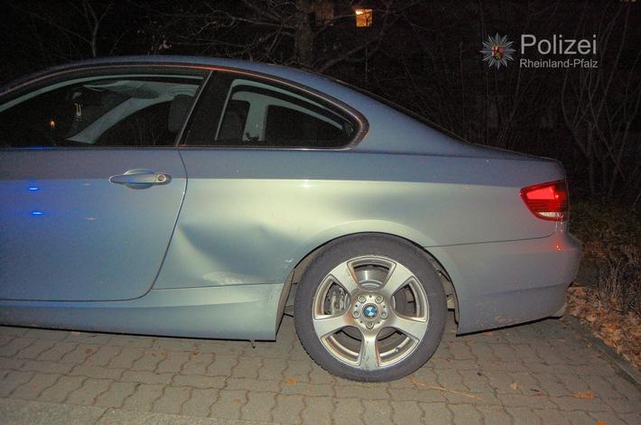 POL-PPWP: Vorfahrt missachtet - 10.000 Euro Schaden
