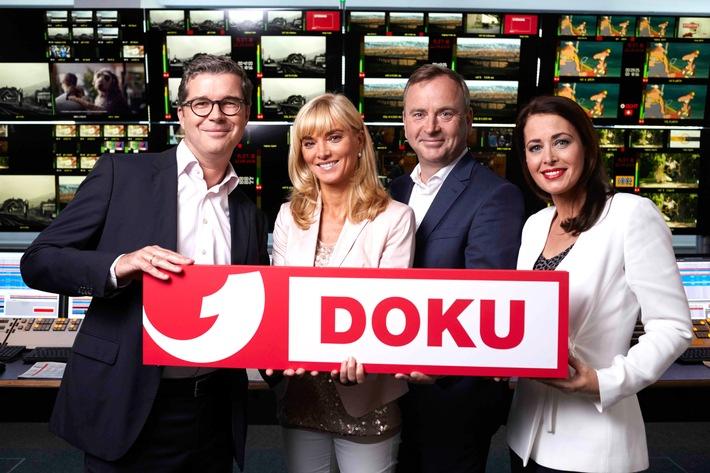 Neuer TV-Sender: kabel eins Doku erfolgreich gestartet
