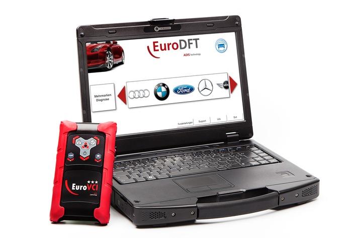Kfz-Gewerbe gibt Startschuss für EuroDFT-Diagnosewerkzeug