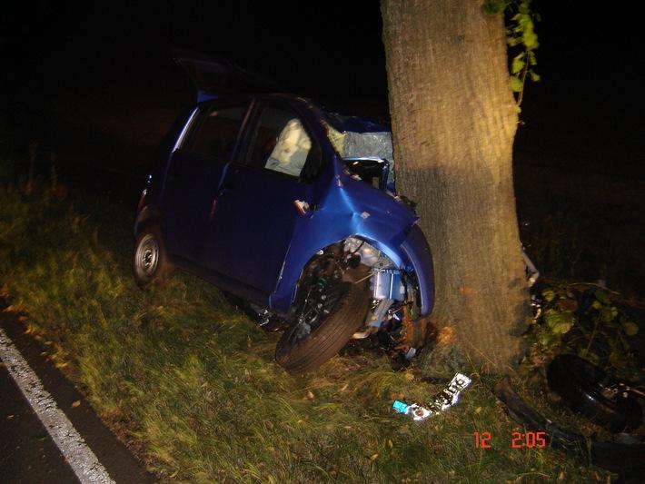POL-HI: Nachtrag zur Pressemeldung vom 12.08.2007, 08.15 Uhr. Tödlicher Verkehrsunfall auf der B 6