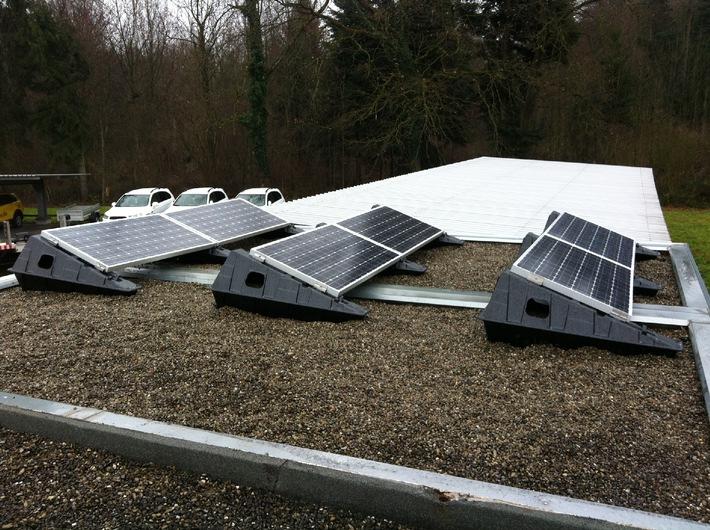 Le « carburant » solaire presque plus rentable que l'essence