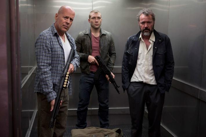 """Bruce Willis ist nicht tot zu kriegen: """"Stirb langsam 5"""" am 18. Januar 2015 auf ProSieben"""
