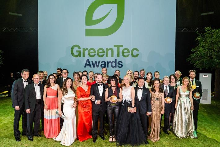 RWE gewinnt GreenTec Award 2015 / Smart Country mit Europas wichtigstem Umwelt- und Wirtschaftspreis ausgezeichnet