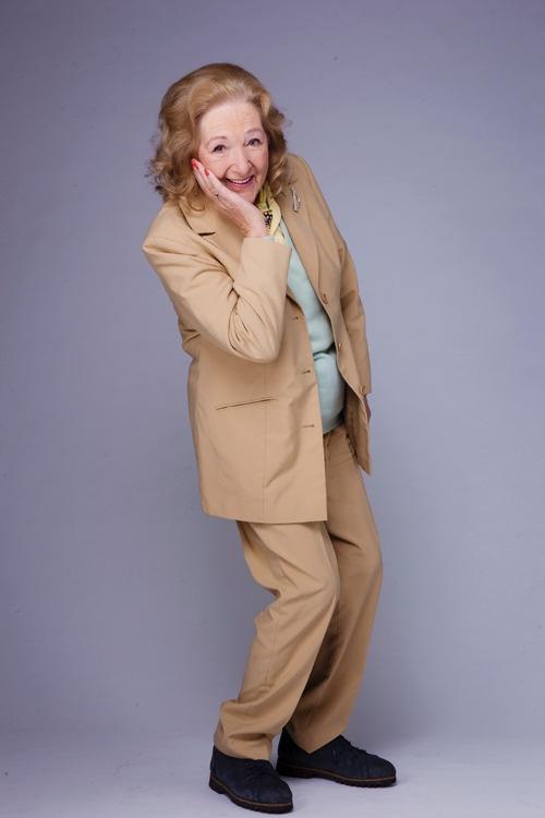 Glückspost und PADMA suchen fitte Senioren - Romy Schellenberg wird rüstige Rentnerin 2012