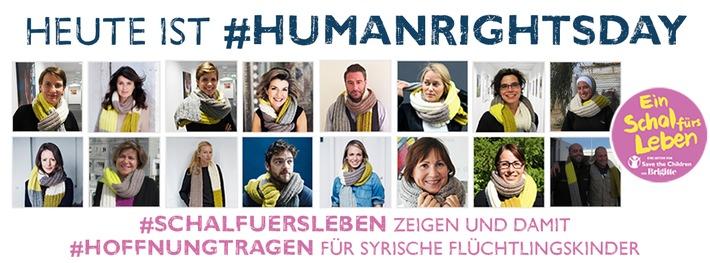 Internationaler Tag der Menschenrechte: Jeder hat ein Recht auf Kindheit