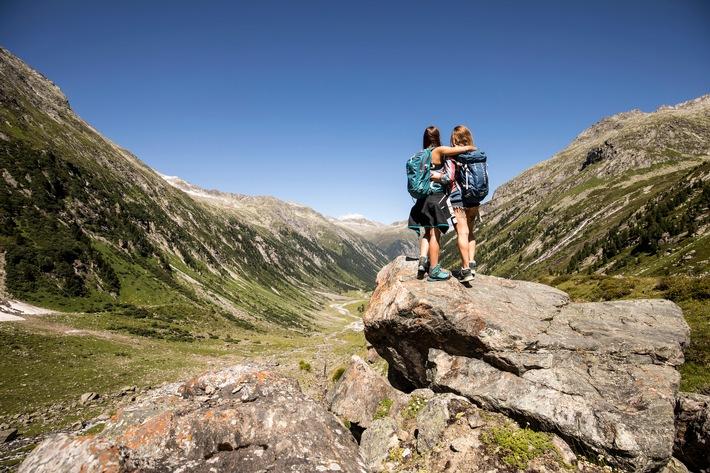 Männer überflüssig: das Bergabenteuer für beste Freundinnen