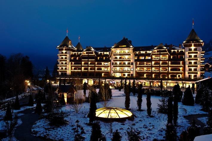 Beyond the E... / Das Schweizer Boutiquehotel The Alpina Gstaad präsentiert seine Angebote für die Wintersaison 2014 / 2015