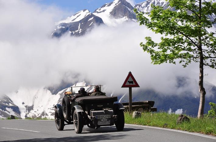 27. Kitzbüheler Alpenrallye: 28.-31. Mai 2014