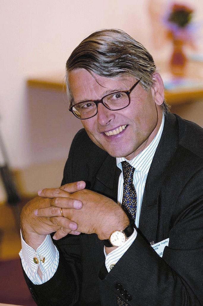 Jacques van Rijckevorsel neu an der Spitze von PlasticsEurope