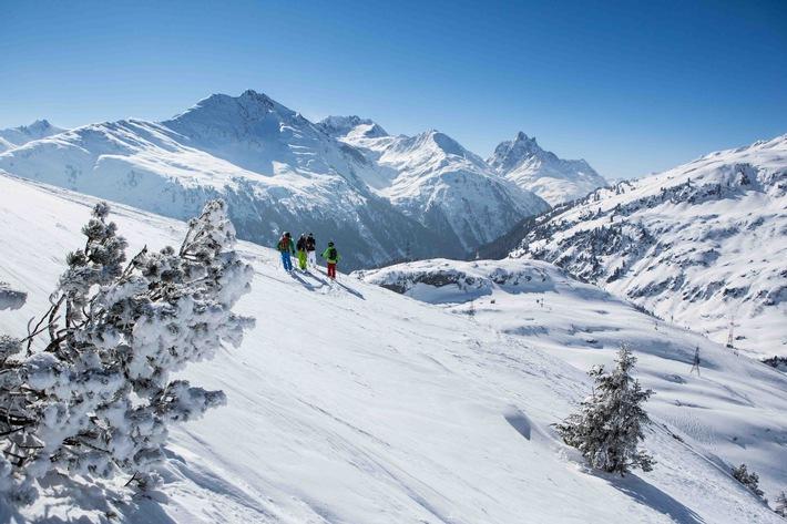 5 Top-Skigebiete in 5 Tagen erobern!