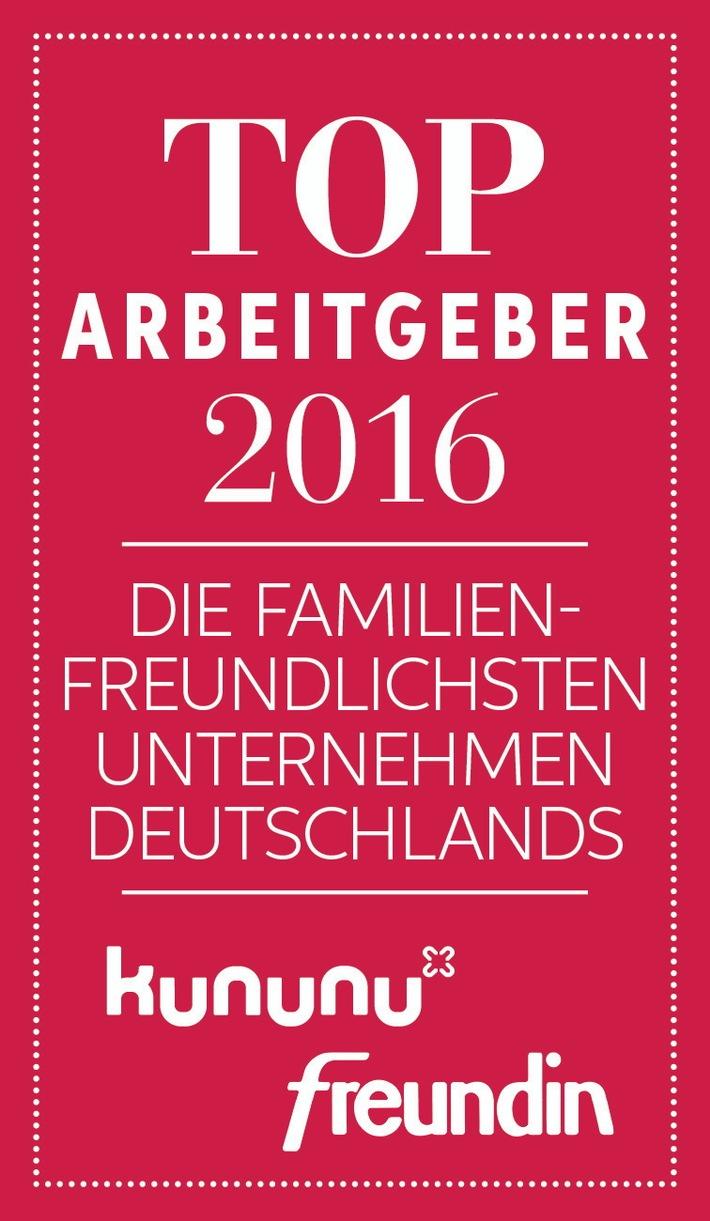 Deutsche Vermögensberatung ist eines der familienfreundlichsten Unternehmen Deutschlands