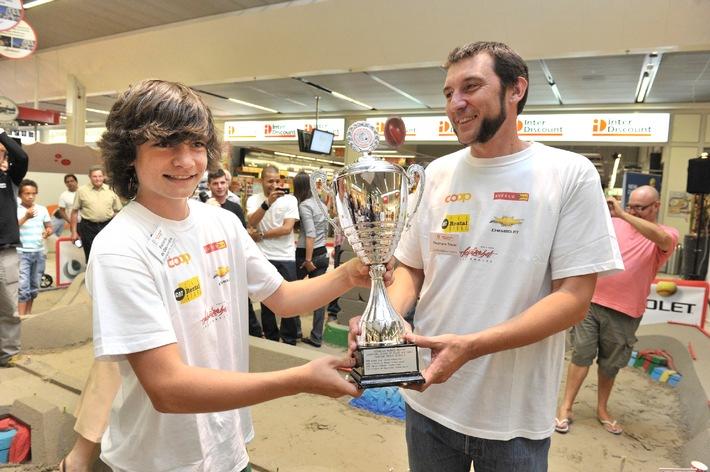 5. Schweizer Murmel-Meisterschaft: Ein Deutschschweizer unter den Besten