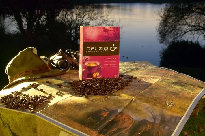 """Migros: Un café sorti tout droit d'""""Out of Africa"""" - Delizio lance une """"Special Edition"""" du nom d'""""Etiòpia"""" réalisée avec du café cultivé sur les hauts plateaux éthiopiens."""