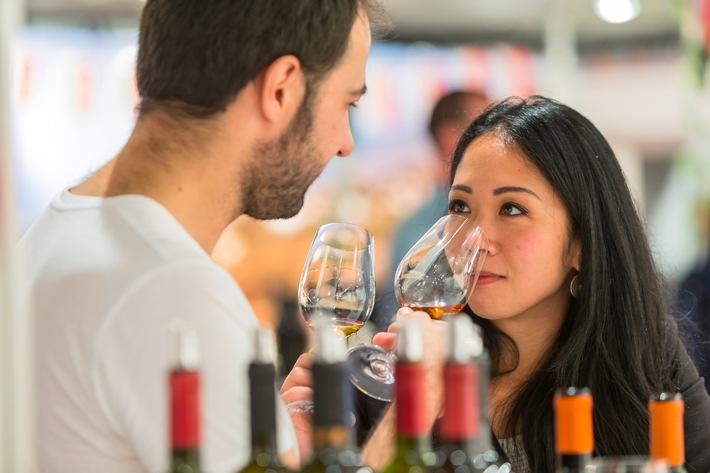 Eröffnung Basler Weinmesse 2016 / Über 4'000 Weine und die Gastregion Waadt für Weinliebhaber