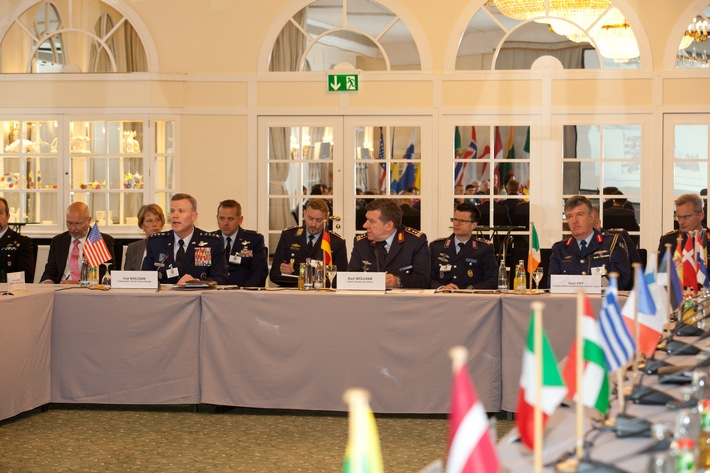 European Air Chief Conference (EURAC) 2017