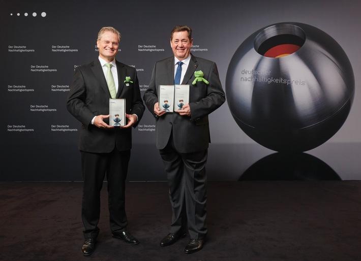 Frosch hat die nachhaltigsten Produkte Deutschlands