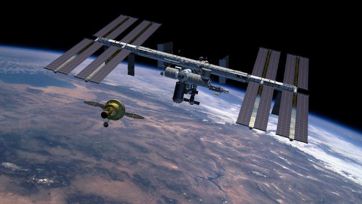 In 90 Minuten um die Welt - LIVE: National Geographic Channel mit Live-Übertragung von der Internationalen Raumstation ISS