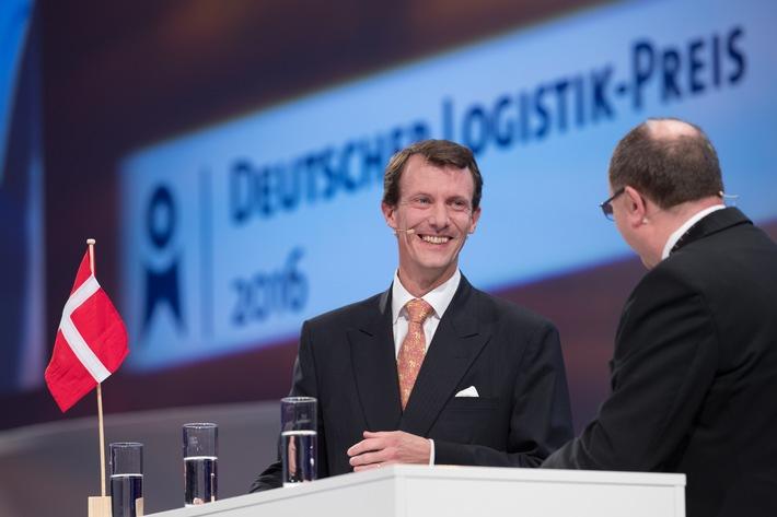 Neue Perspektiven durch die feste Fehmarnbelt-Querung / Das Königreich Dänemark zu Gast beim 33. Deutschen Logistik-Kongress