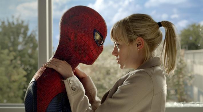 """Spider-Man Reloaded: Andrew Garfield ist """"The Amazing Spider-Man"""" am 12. Oktober 2014 auf ProSieben"""