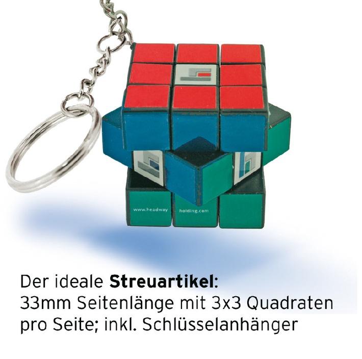 Polypins AG: Rubik Cubes - Das Comeback des Zauberwürfels