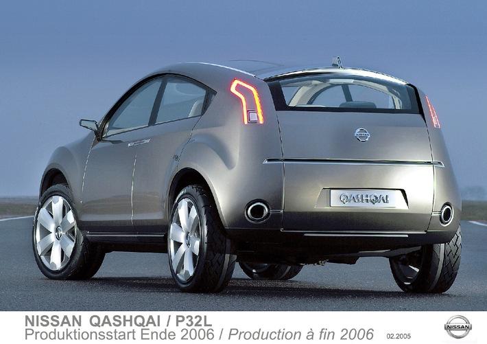 Neues Modell für Nissan-Werk in Sunderland