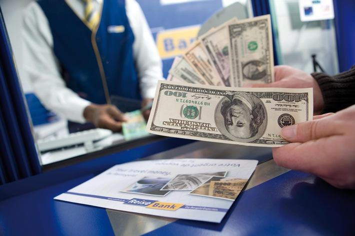 """ReiseBank: """"Hier nehmen Sie am besten US-Dollar mit"""""""