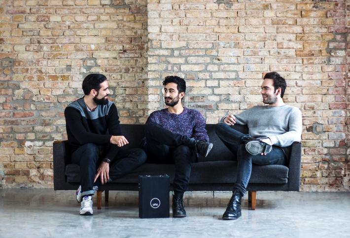 unu - the story behind / Die drei unu Gründer stellen sich vor - Elias Atahi, Pascal Blum und Mathieu Caudal