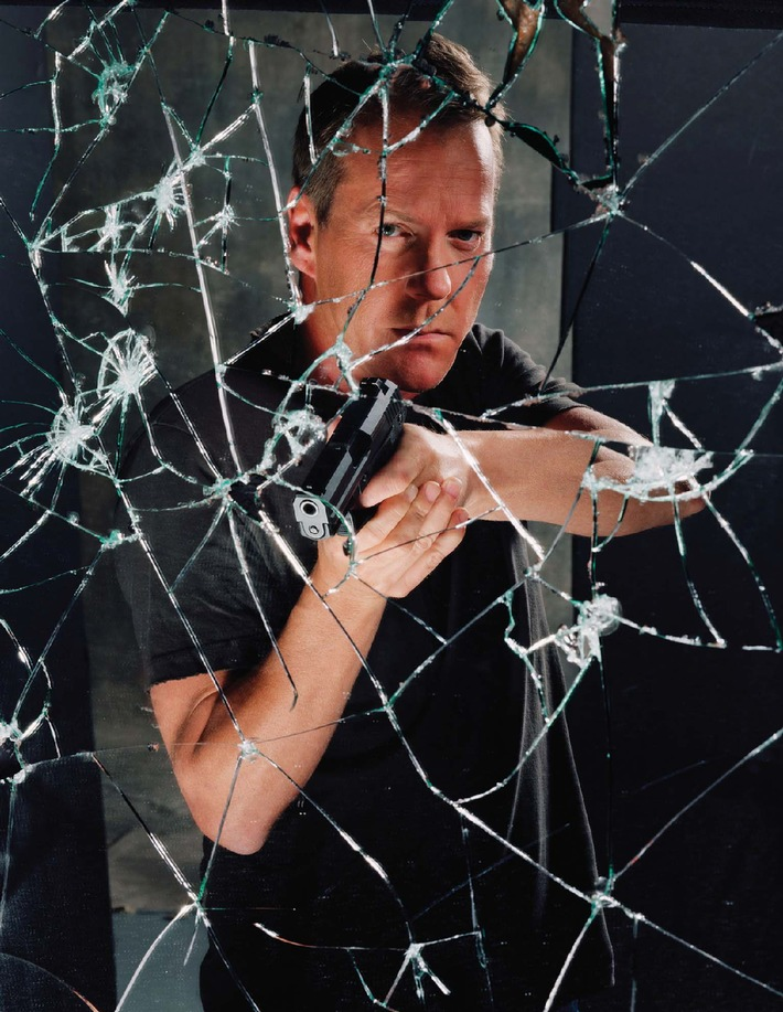 """US-Serienhit """"24"""" ab 23. Juni 2008 auf ProSieben"""