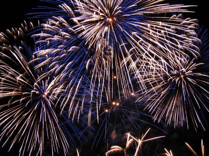 Tipps für ein sicheres 1. August-Feuerwerk