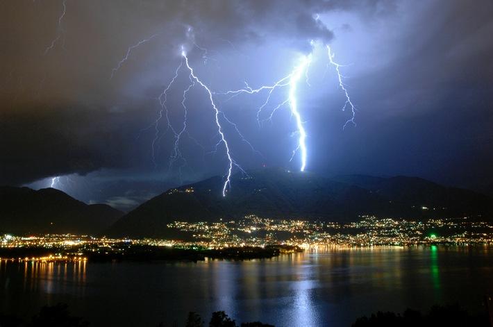 Alarme-Météo - une nouvelle App pour chaque situation météorologique