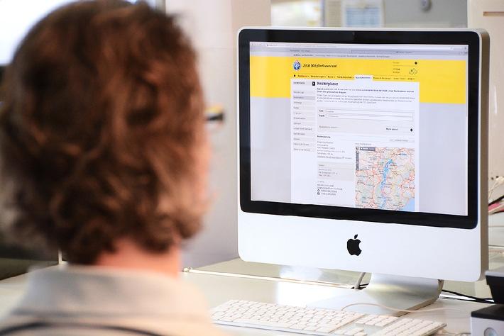 Multimodale und kostenlose Reiseplanung auf www.viatcs.ch