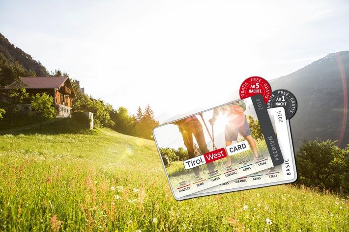 TirolWest begeistert  mit Premium-Gästekarte