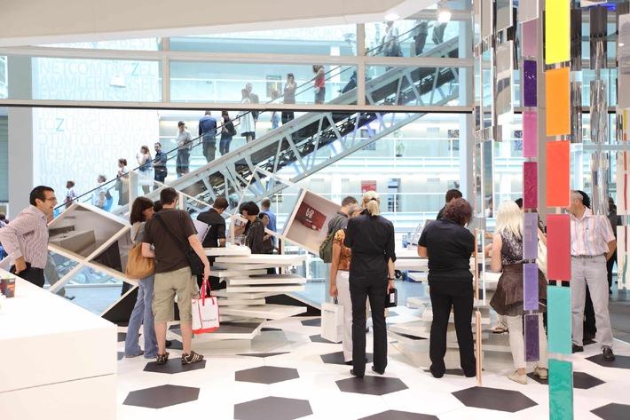 43. Bauen & Modernisieren öffnet ihre Tore / Schweizer Messe für Bauen, Wohnen und Energie mit Sonderbereich Eigenheim-Messe, Messe Zürich, 30. August bis 2. September 2012
