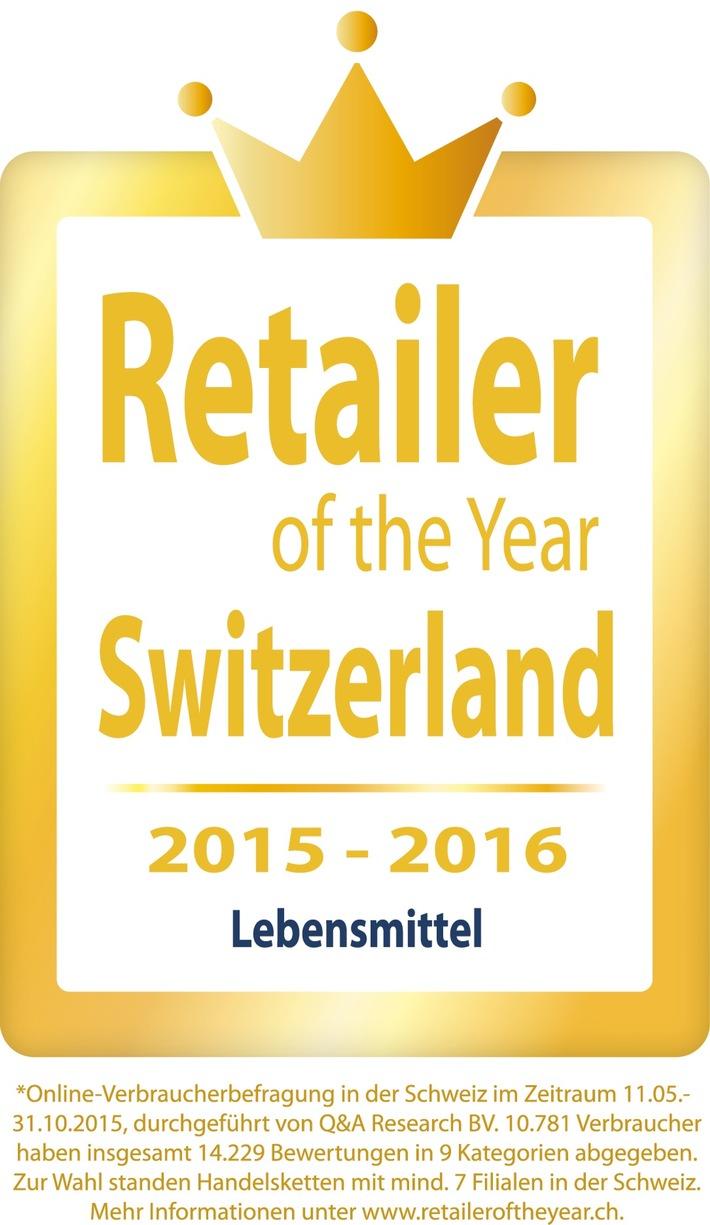 "Lidl Schweiz erstmals ""Retailer of the Year"""
