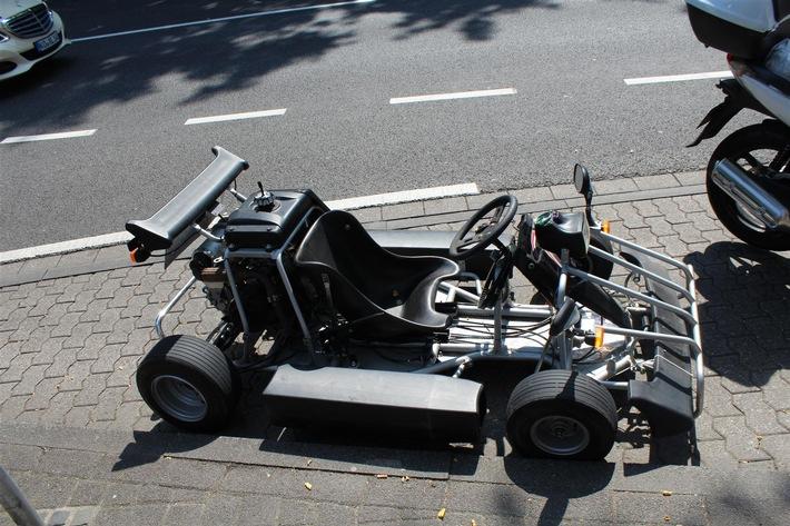 POL-PDKO: Dreitägige Zweiradkontrolle in der Stadt Koblenz Eine Zwischenbilanz....