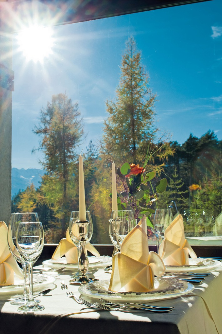 Kaysers Tirolresort in Mieming Hotspot für Gourmets