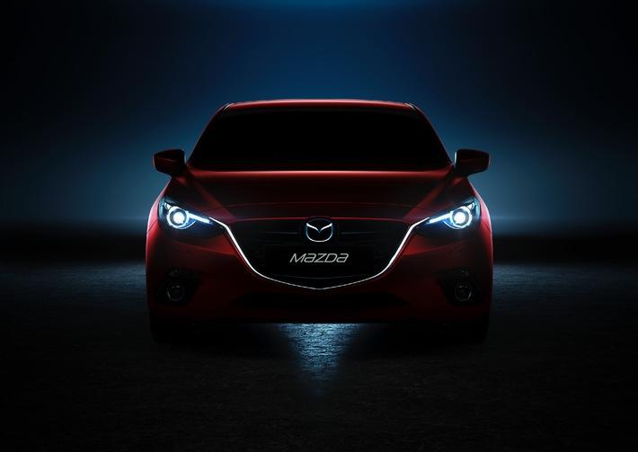 La nouvelle Mazda3 en première mondiale