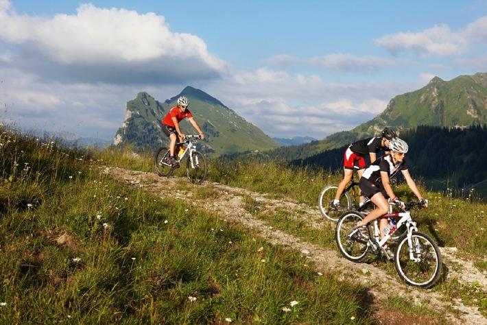 Bregenzerwald: Auf Gipfel und Hörner radeln