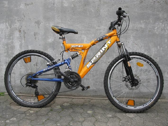 POL-DA: Griesheim: Wer vermisst ein Kinder-Mountainbike? / Eigentümer gesucht