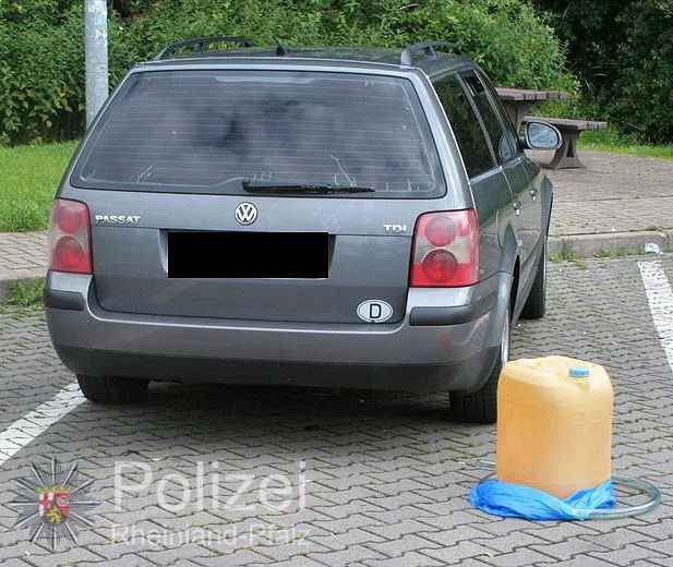 POL-PPWP: Intensiver Kontrolltag auf den Autobahnen rund um Kaiserslautern