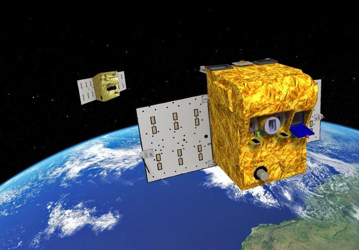 """""""Space for Earth"""": Weltweit einzigartige Raumfahrt-Präsentation auf der ILA 2016"""