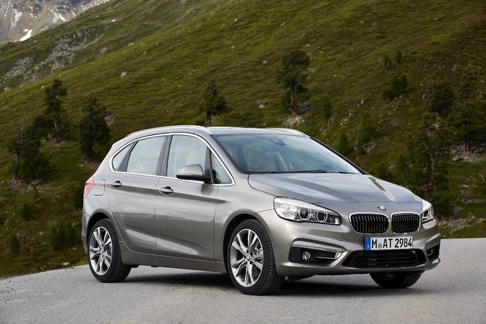 BMW Group verzeichnet Rekordabsatz im Februar